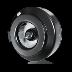 Ventilator crni150mm