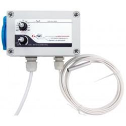 GSE minimal speed controler