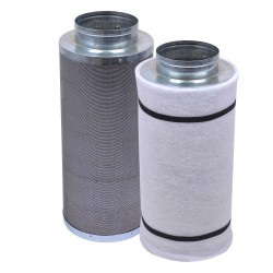 Carbon Filter 125x600
