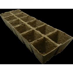 Jiffy BioRazgradivi Kontejner 6x6