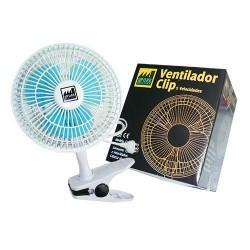 Ventilator sa štipaljkom