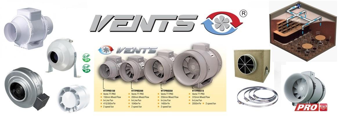 vents turbine